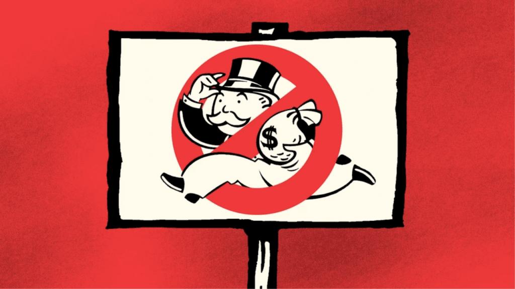 Боротьба з монополістами