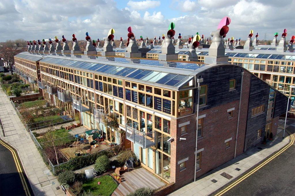 Будинки з нульовим енергоспоживанням