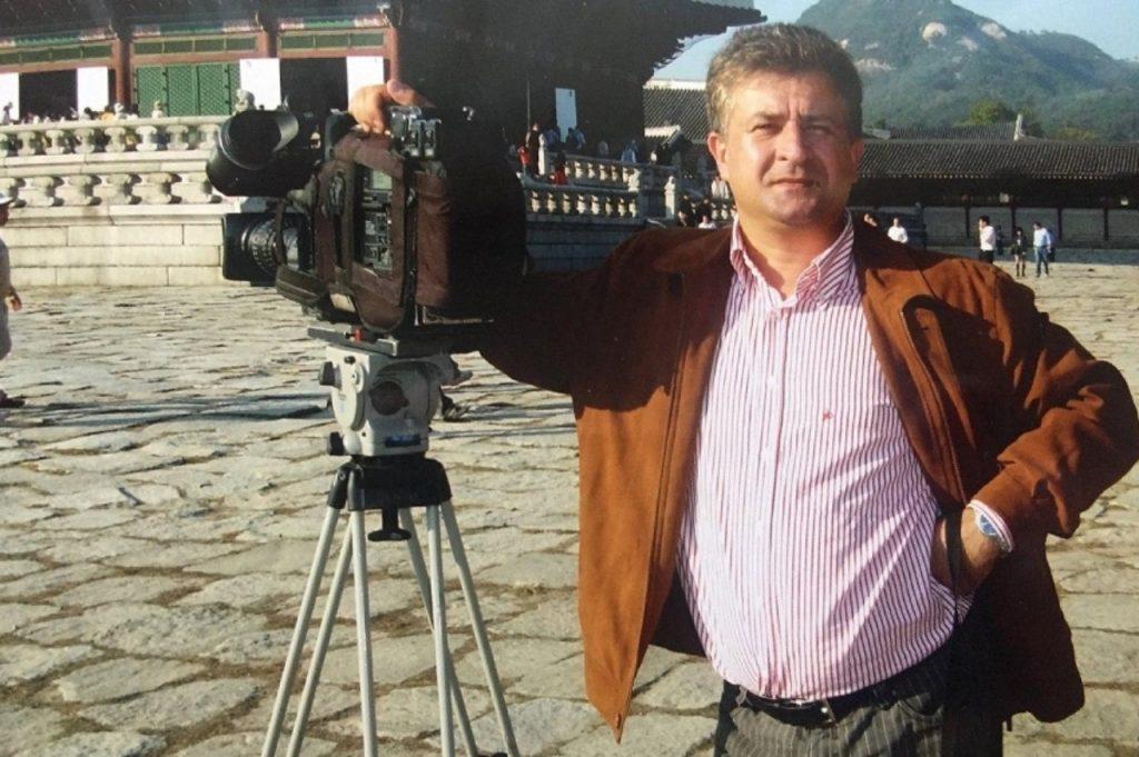 Відомий журналіст та ведучий програми «Твій дім» Володимир Гуцул