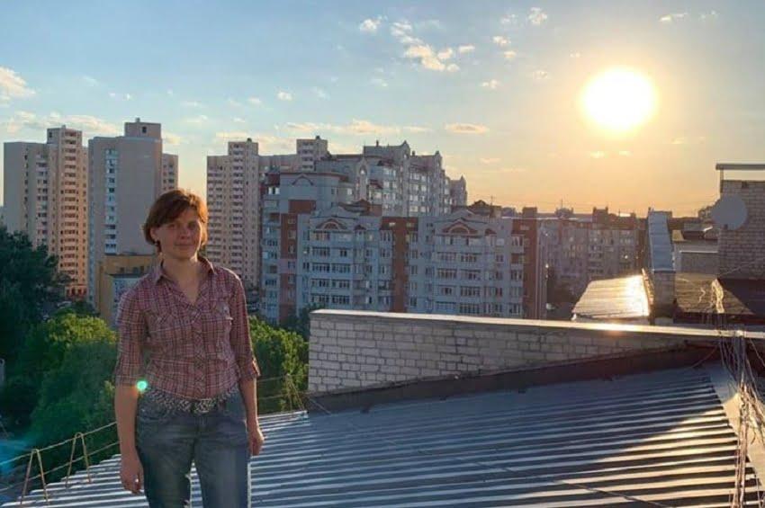 Наталія Ретта, голова правління ОСББ «Грушевського, 13-А», м. Бровари
