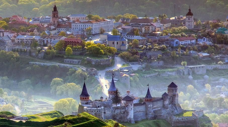 Кам'янець-Подільський, старе місто