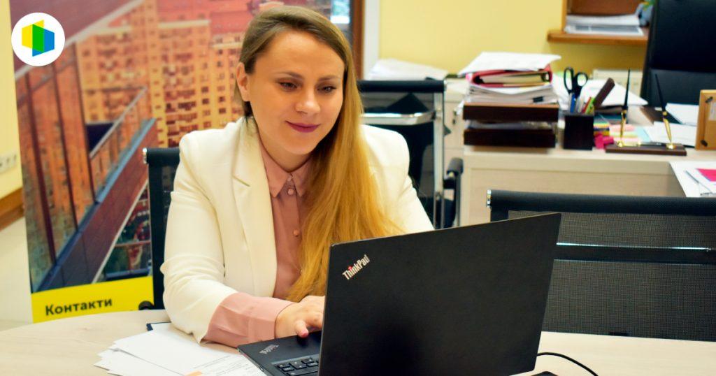 Директорка Фонду енергоефективності Юлія Головатюк-Унгуряну