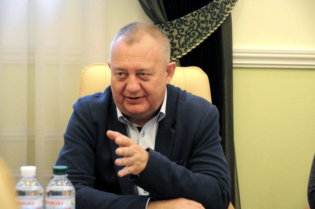 Голова наглядової ради Фонду енергоефективності Анджей Райкевич