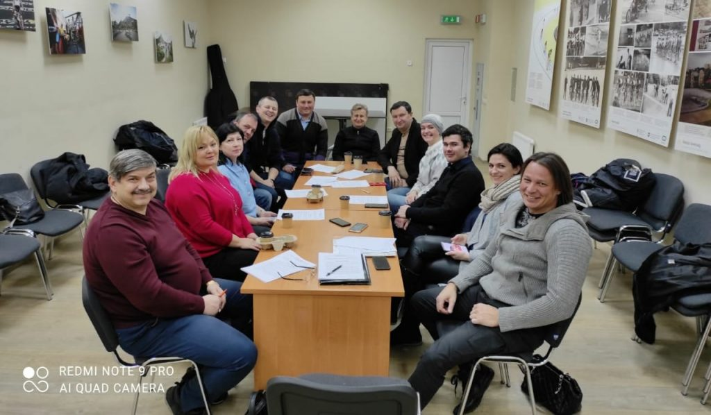 Засідання правління Асоціації ОСББ міста Києва 18 лютого 2021 року