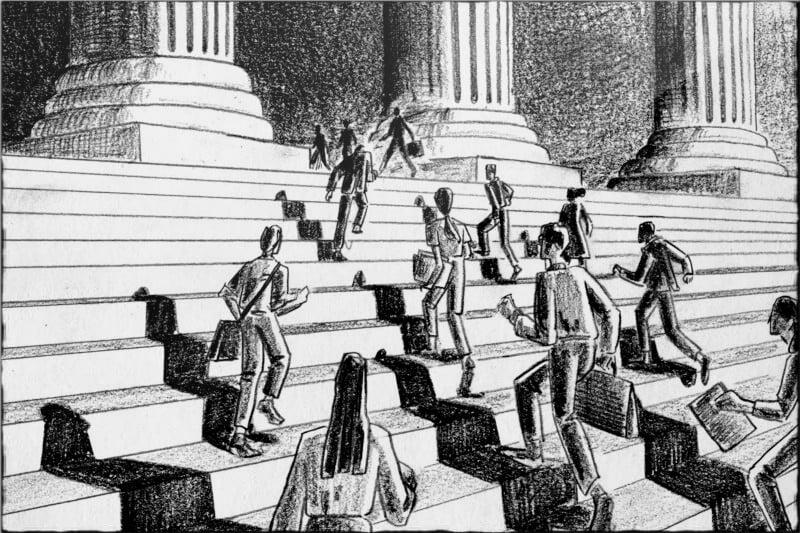 Стягування боргів у судовому порядку
