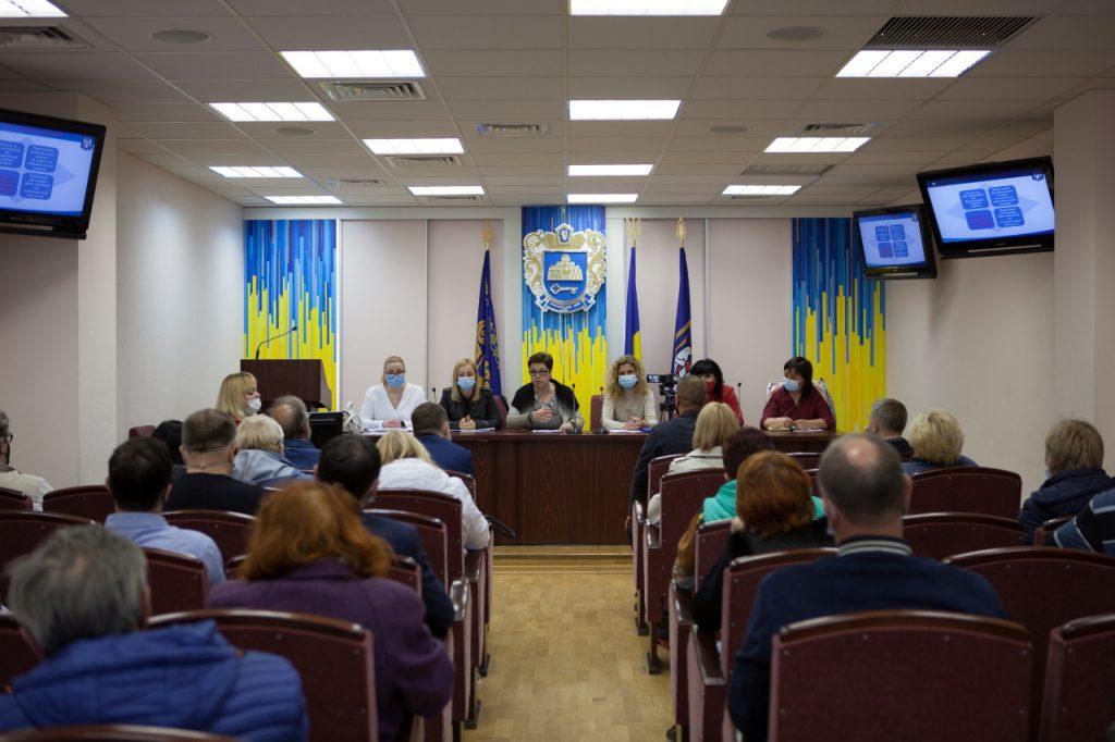 Зустріч Київводоканалу з представниками ОСББ і ЖБК 12 травня 2021 року