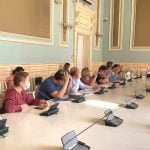 """Засідання конкурсної комісії за програмою співфінансування """"70/30"""" 08 червня 2021 року"""