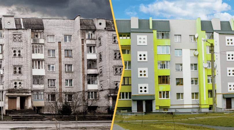 Програми співфінансування енергомодернізації та ремонтів будинків