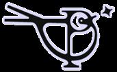 Пташка, іконка